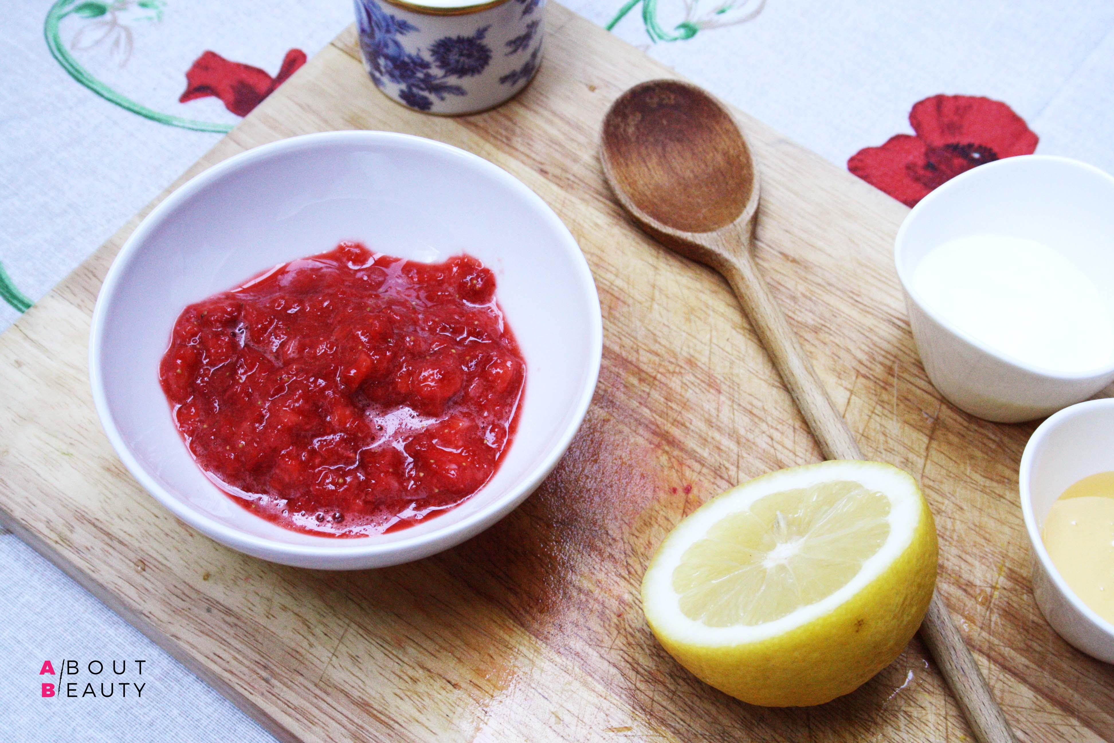Maschera alle fragole - Le ricette di bellezza di About Beauty - Gli ingredienti