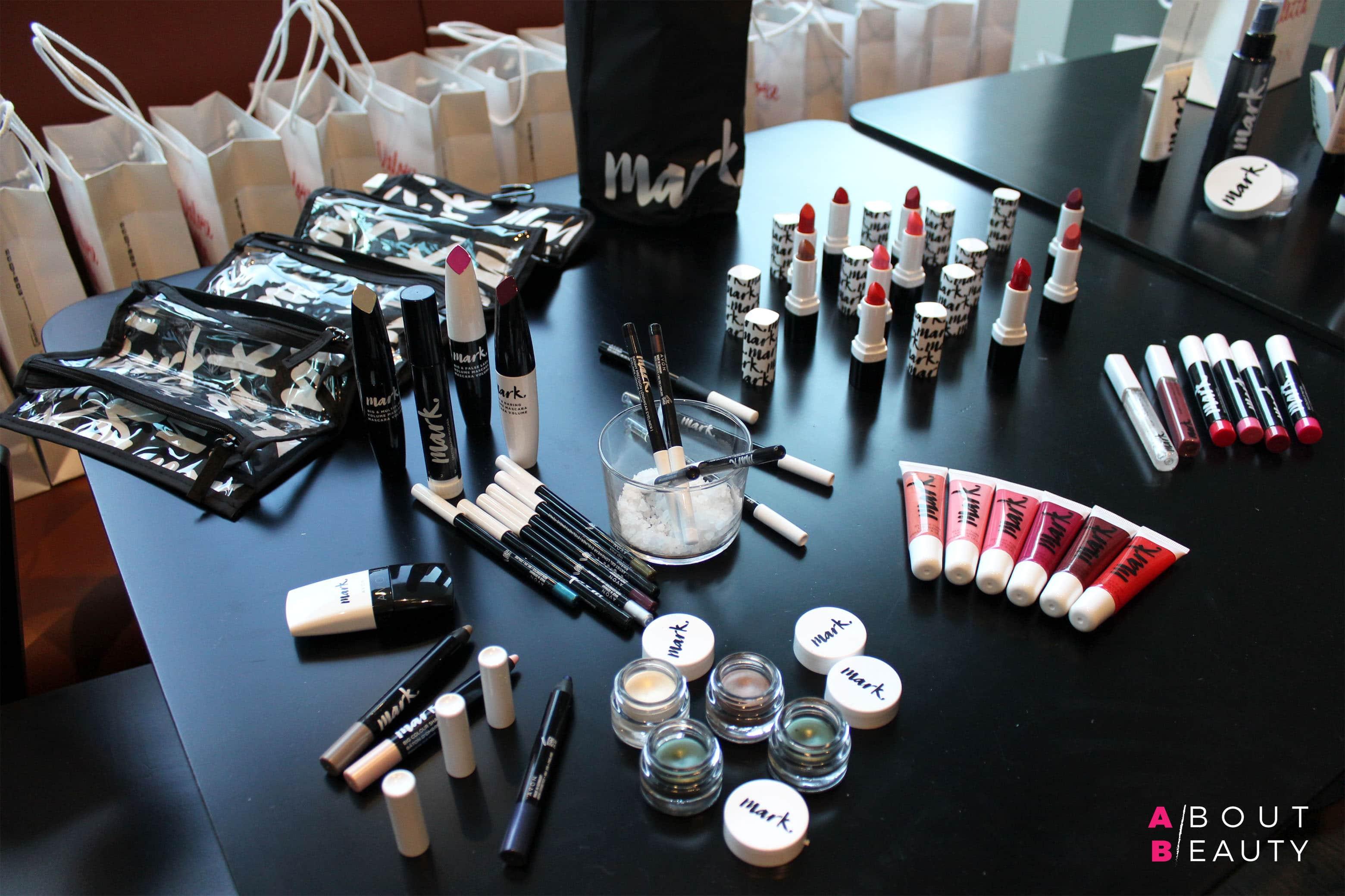 Avon Mark, i prodotti occhi e labbra