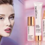 La linea Eisenberg Pelli Sensibili composta da 3 prodotti che rigenerano, riparano e leniscono la pelle