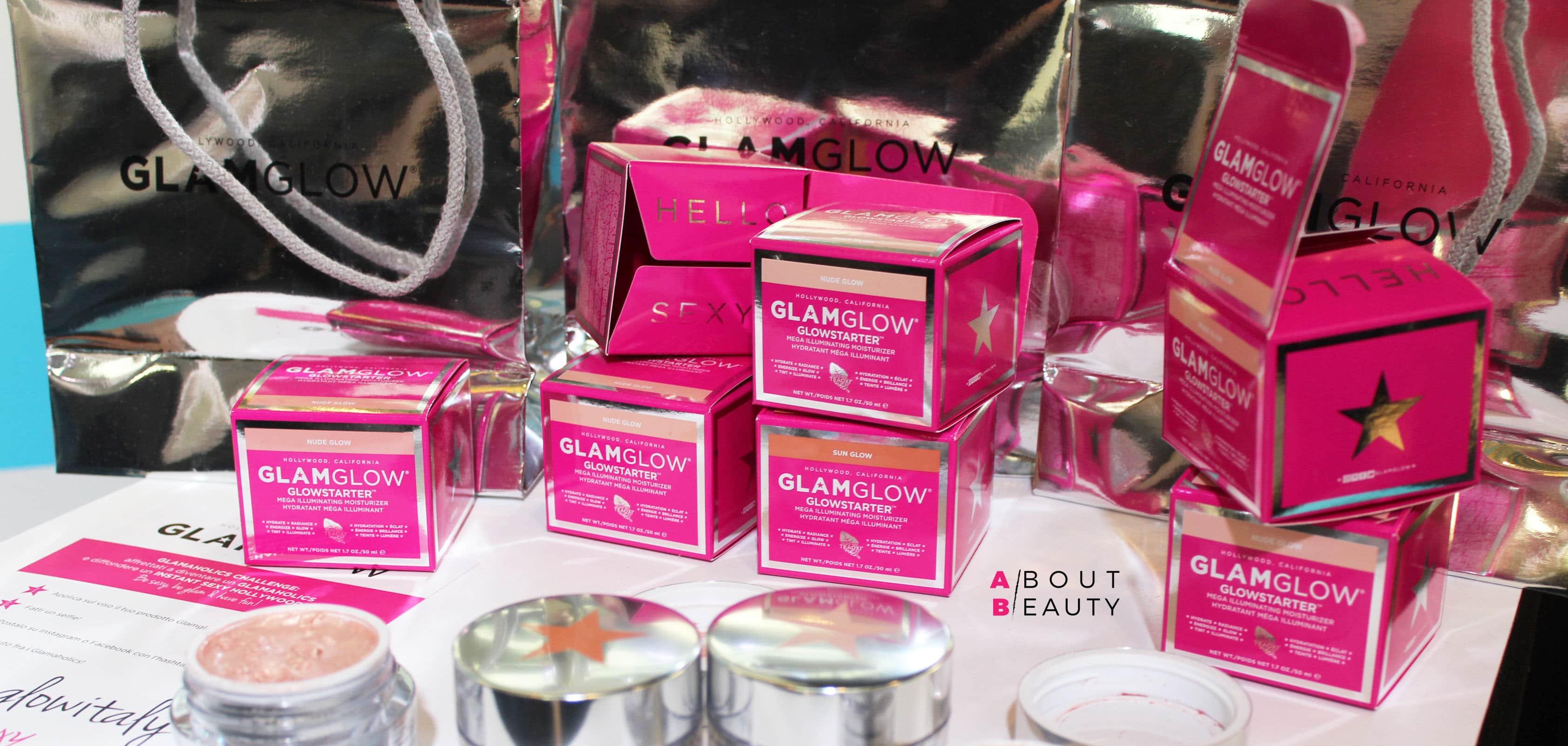 GlamGlow Glow Starter, la crema viso idratante per ridare luminosità alla pelle spenta e disidratata