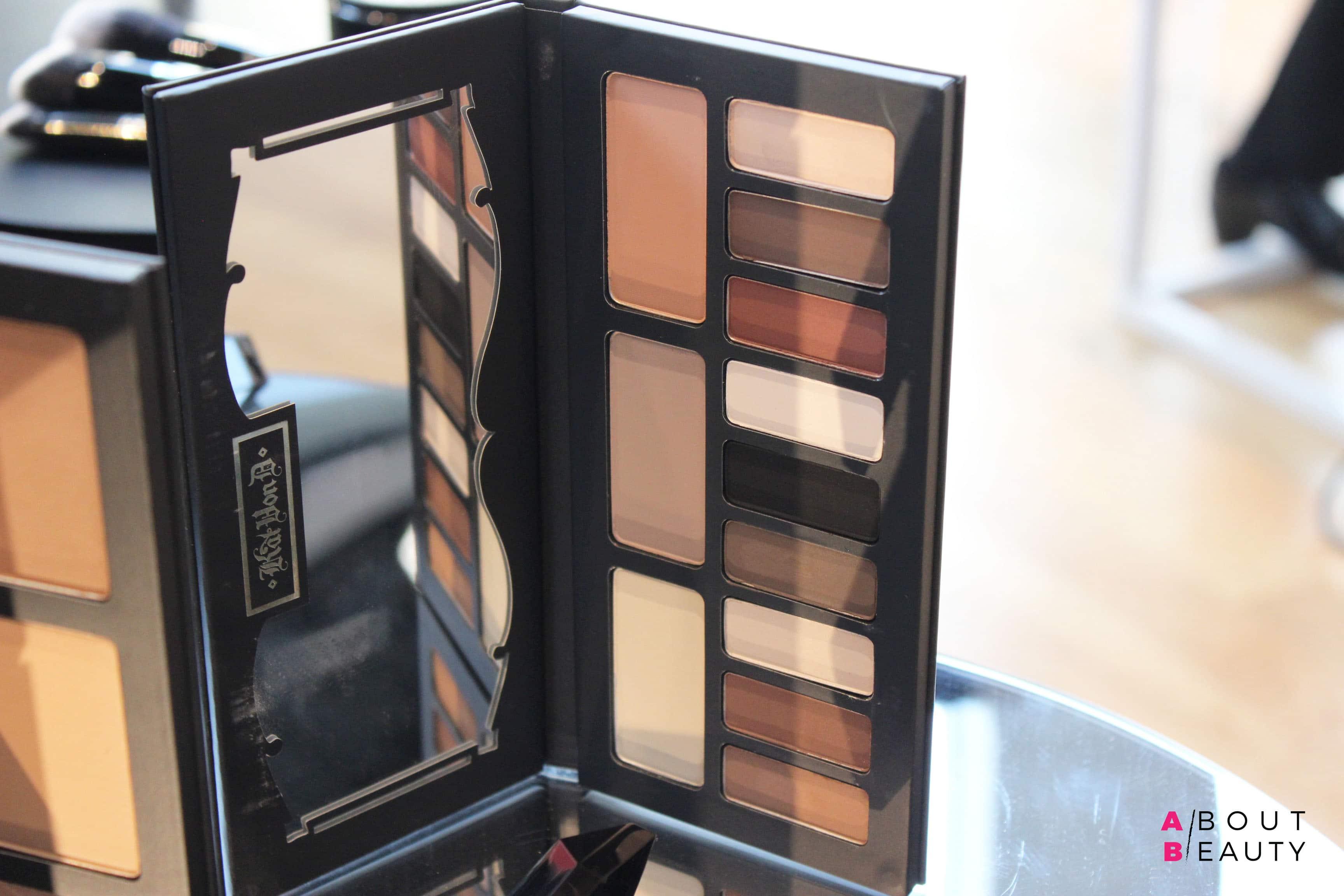 Kat Von D, tutti i prodotti per il trucco occhi in arrivo da Sephora - Shade + Light Eye Contour Palette