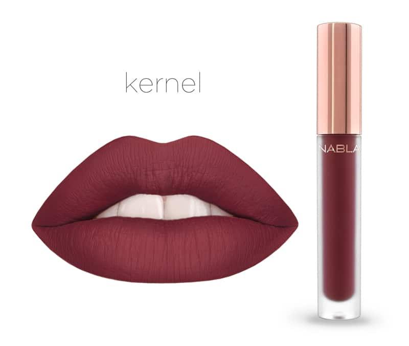 Kernel - Dreamy Matte Liquid Lipsticks, le nuove tinte labbra Nabla Cosmetics