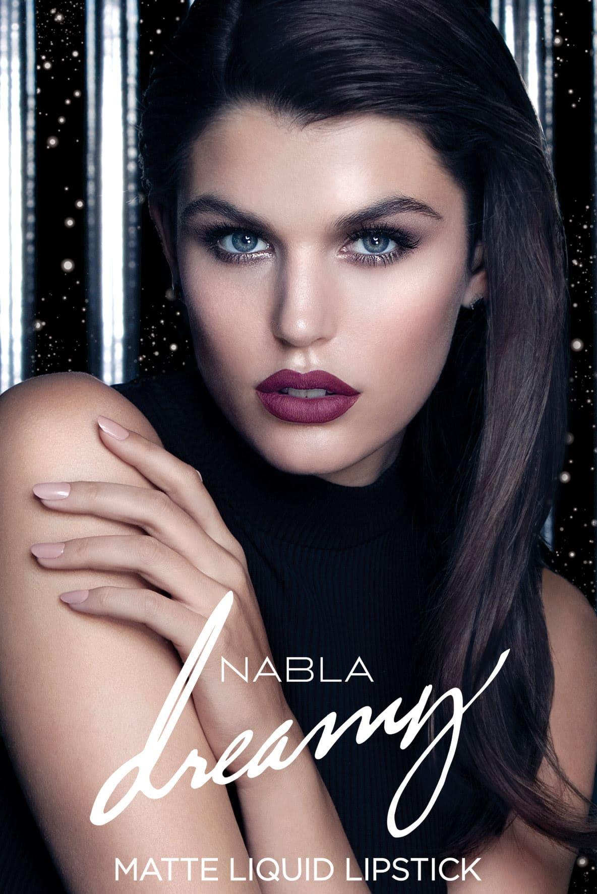 Dreamy Matte Liquid Lipsticks, le nuove tinte labbra Nabla Cosmetics