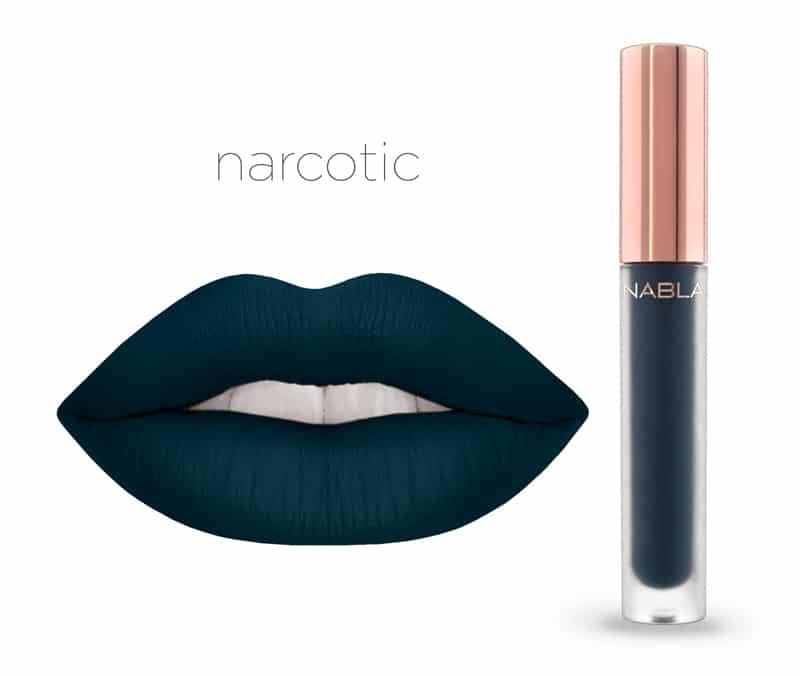 Narcotic - Dreamy Matte Liquid Lipsticks, le nuove tinte labbra Nabla Cosmetics