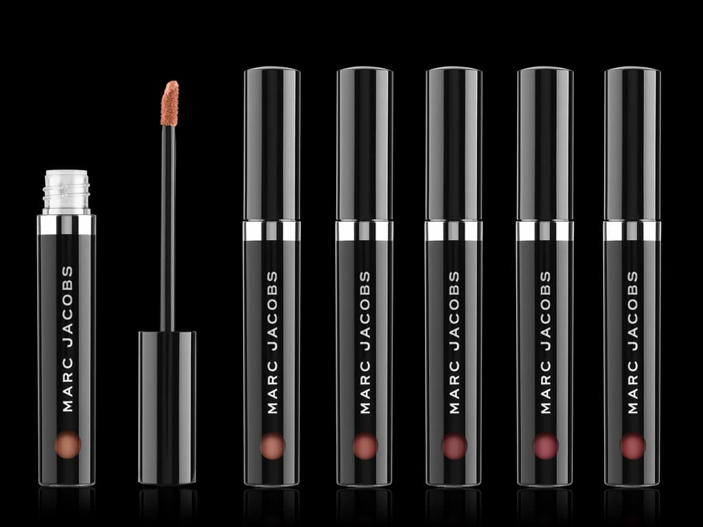 Le 6 nuove tinte cremose per le labbra dall'effetto lucido Le Marc by Marc Jacobs Beauty