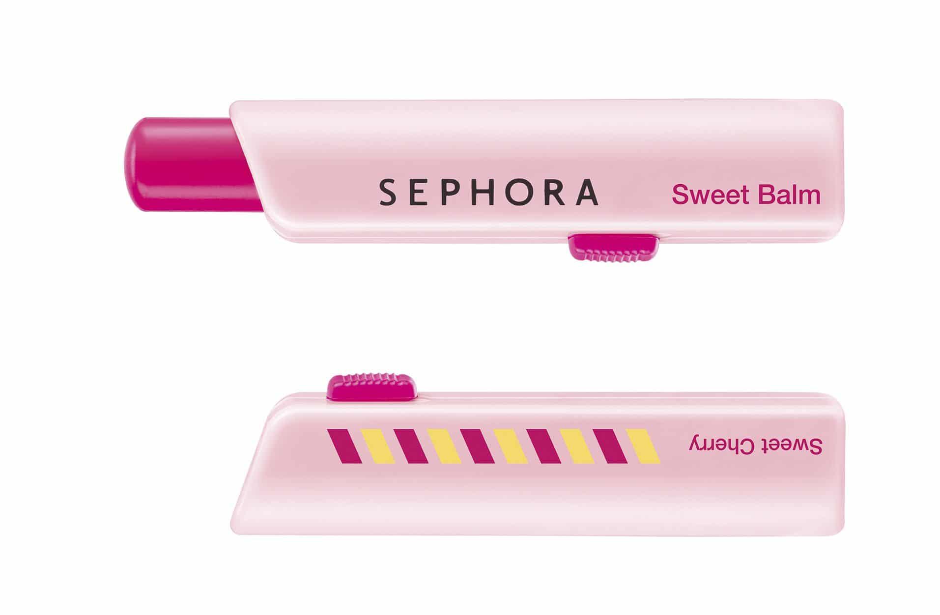 Sephora, tutte le novità primavera-estate 2017 - Beauty To Go - Balsami labbra Sweet Balm
