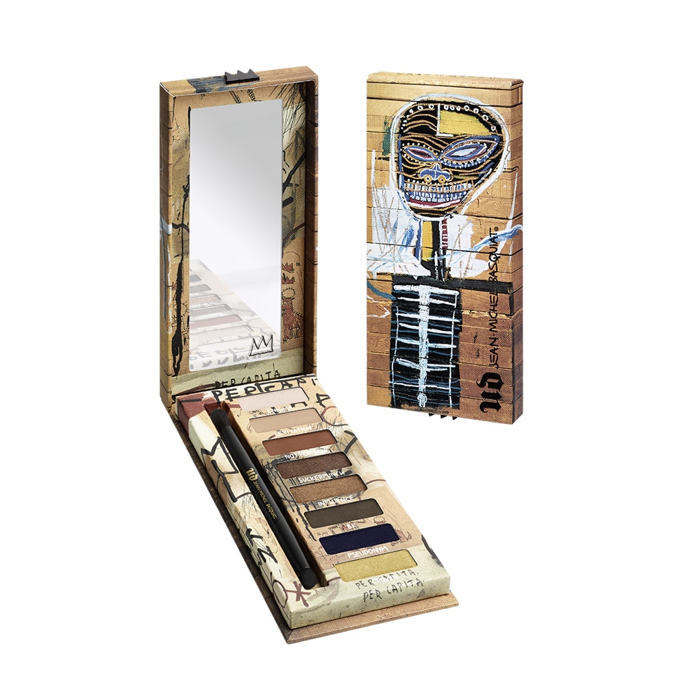 Jean-Michel Basquiat Collection: la palette Gold Griot dai colori neutri