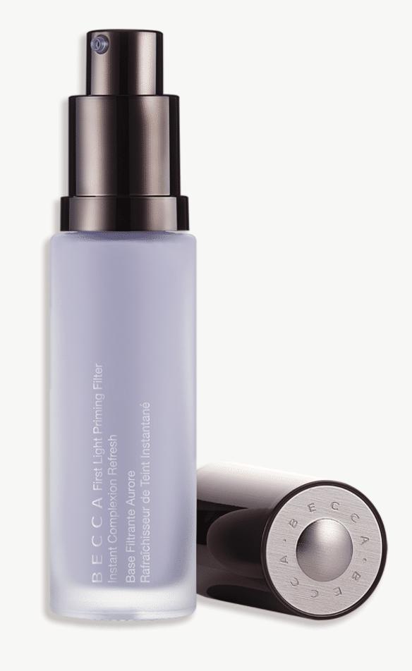 Becca First Light Priming Filter: un prodotto ideale per preparare la pelle donandole un tocco di luminosita