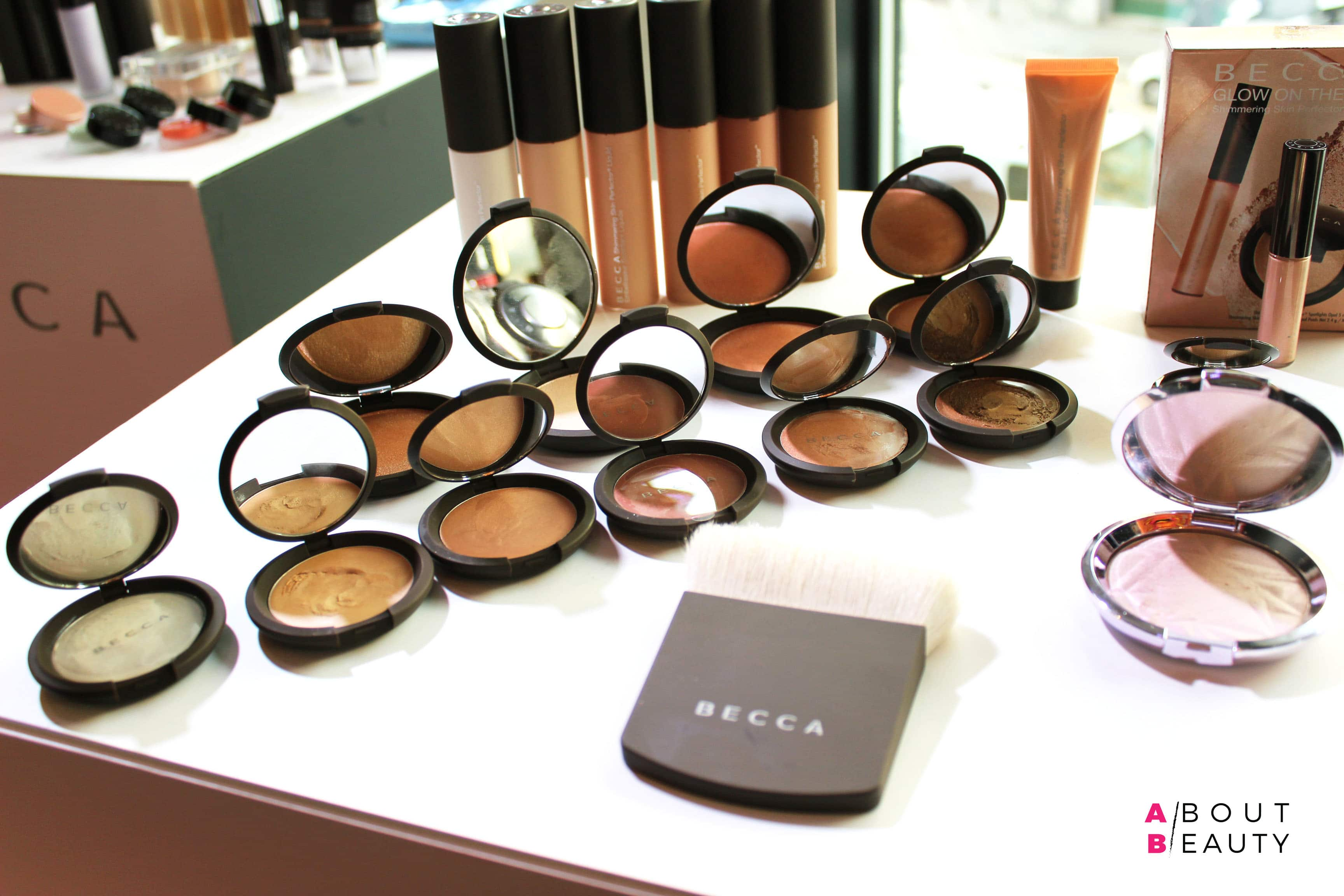 Becca Shimmering Skin Perfector Poured: