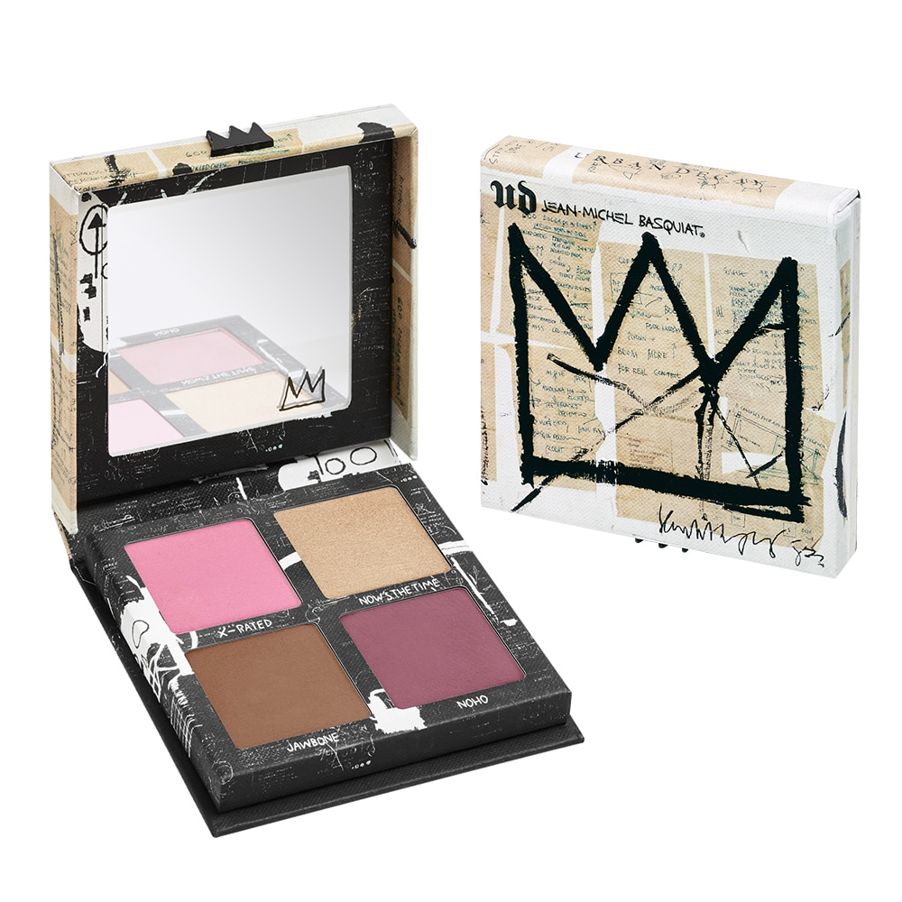 Jean-Michel Basquiat Collection: la Gallery palette di blush