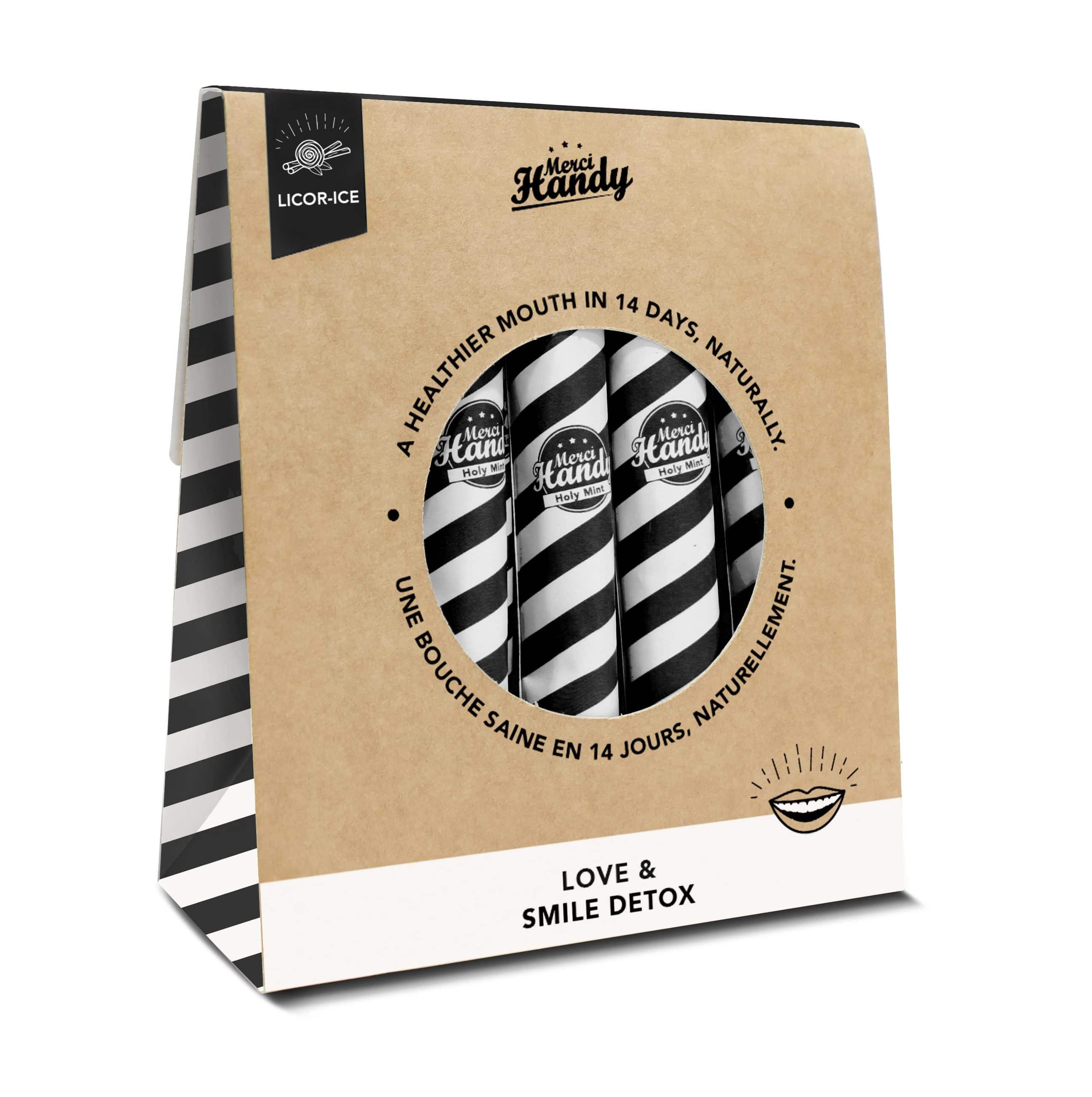 Merci Handy arriva da Sephora: tutti i prodotti - Smile Detox Licor-Ice alla liquirizia
