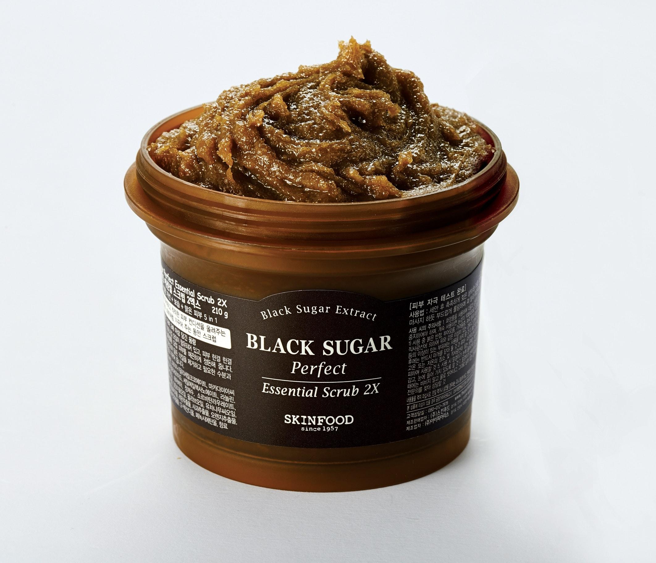 Skinfood: scrub allo zucchero scuro