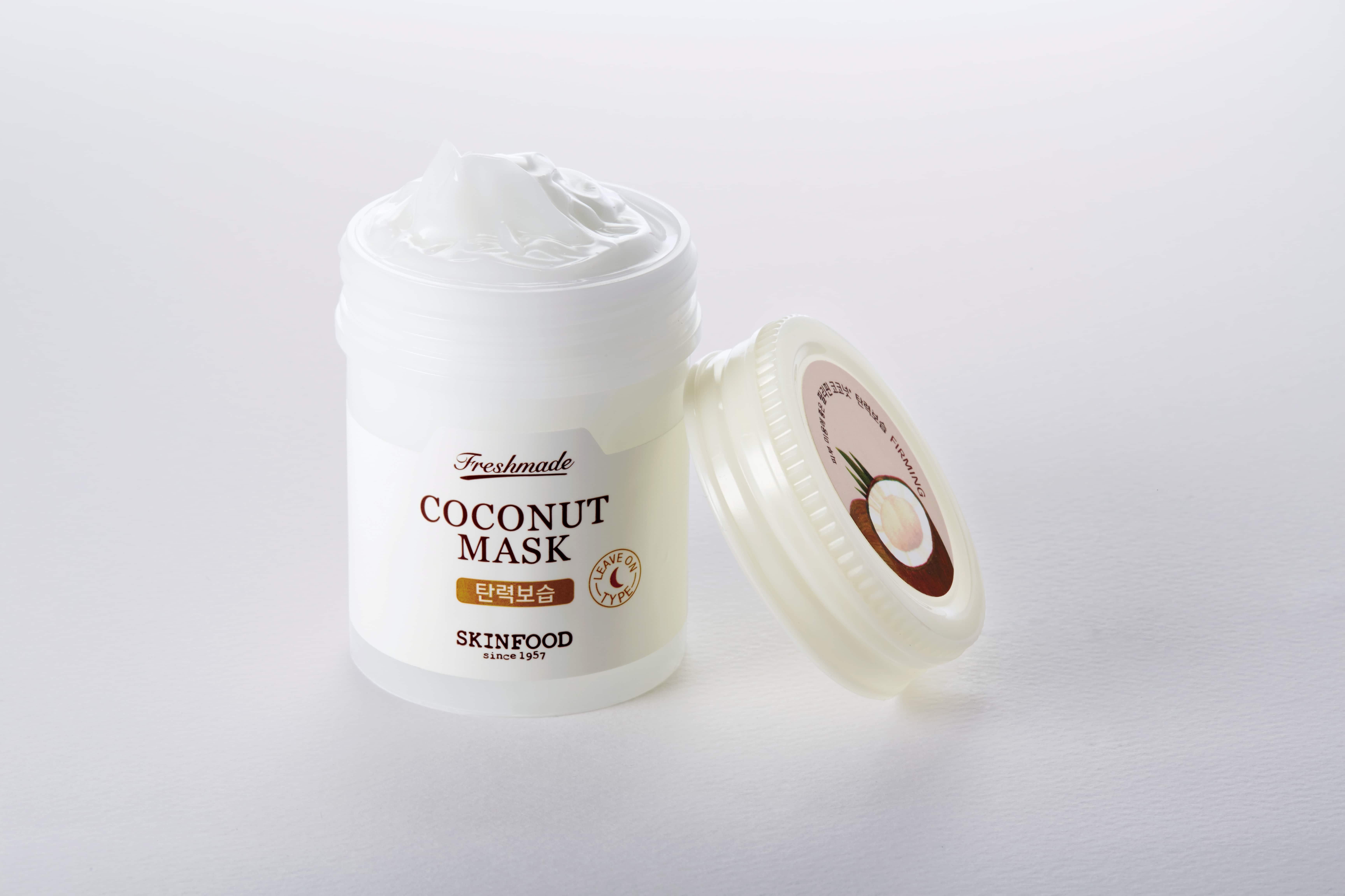 Skinfood: maschera tonificante al cocco