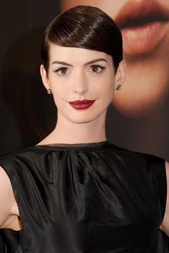 I beauty look delle star, top e flop - Anne Hathaway