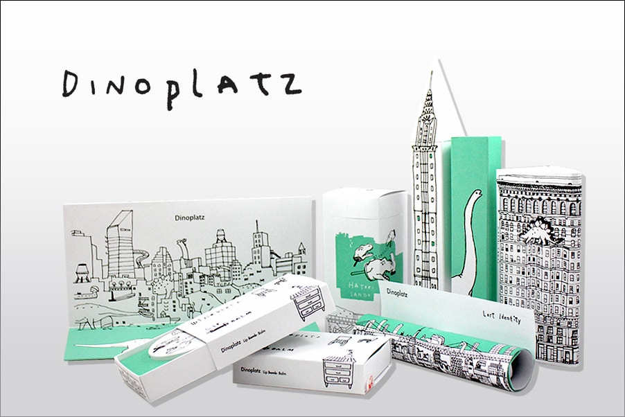 Dinoplatz Collection, la nuova collezione Too Cool For School disponibile da Sephora