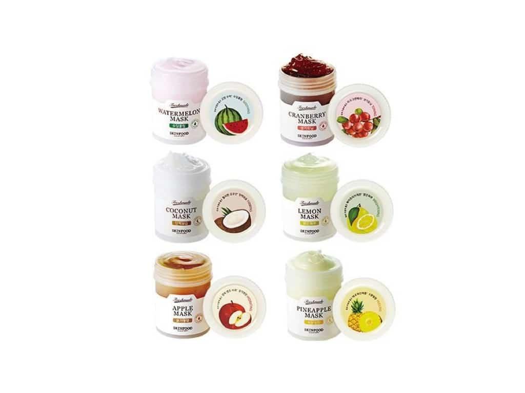 Maschere viso Rice Mask Wash Off Skinfood - Skincare coreana