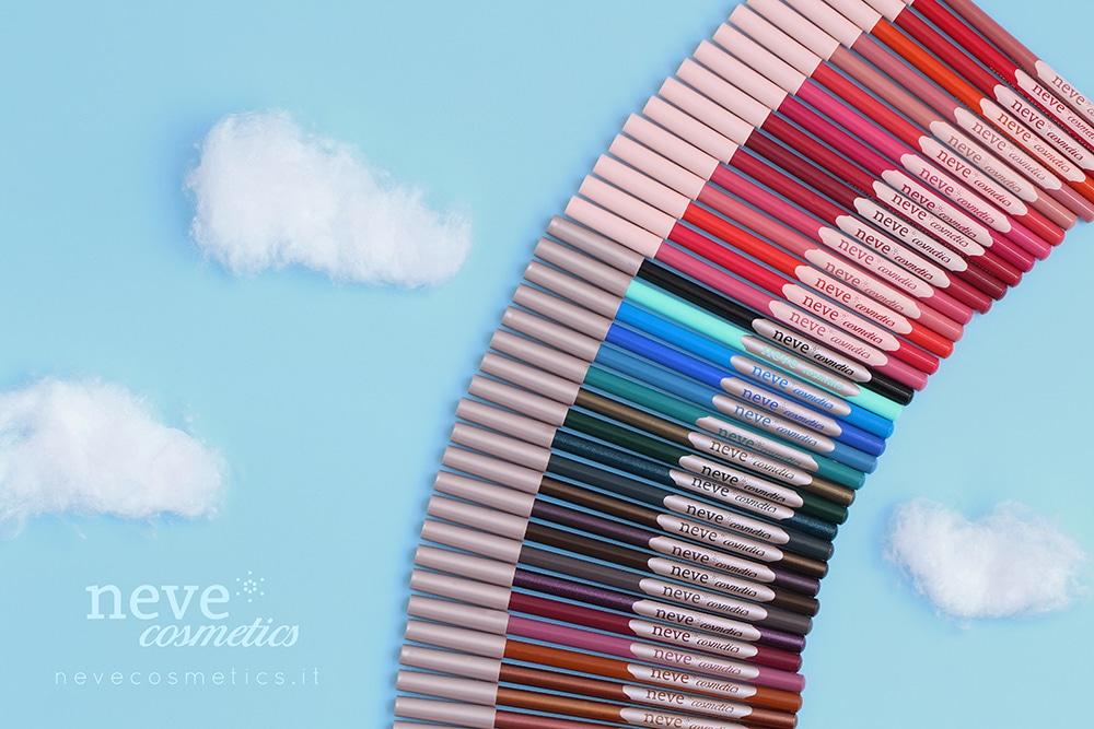 AB Promo #1 - Tutte le offerte beauty dal 27 maggio al 4 giugno - Neve Cosmetics Pastello Revolution Matite Labbra e Occhi scontate