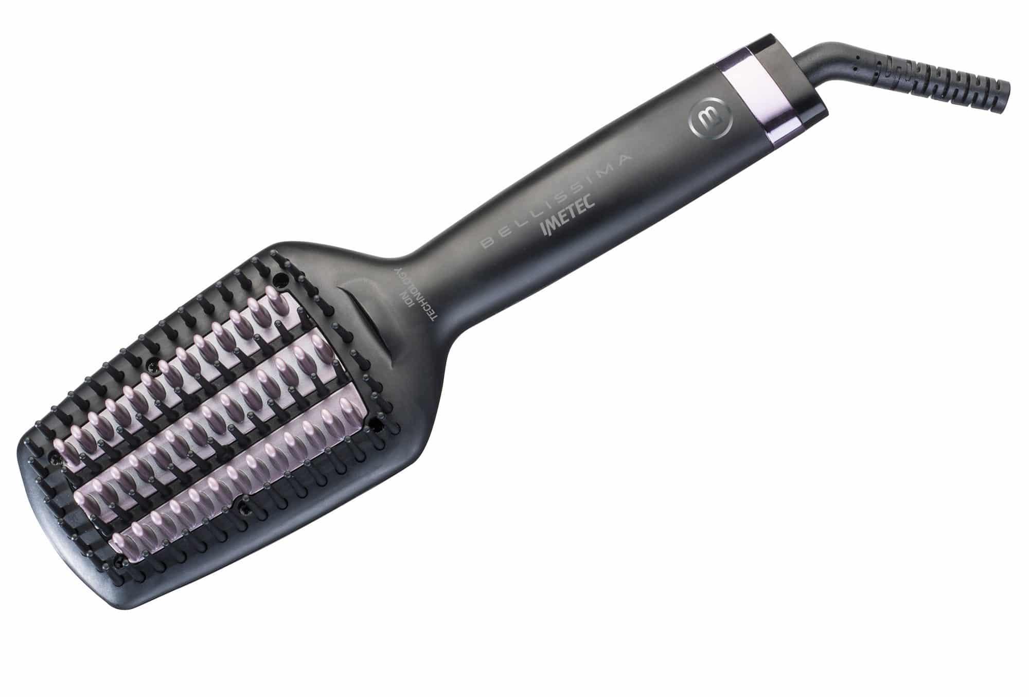 Bellissima Magic Straight Brush, la nuova spazzola lisciante che non danneggia i capelli