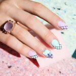 Pronails Clash couture manicure 3D blooming