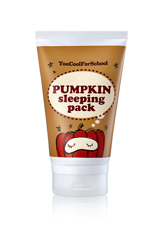 Pumpkin Sleeping Pack: la maschera che agisce nelle ore notturne e rigenera la pelle al risveglio