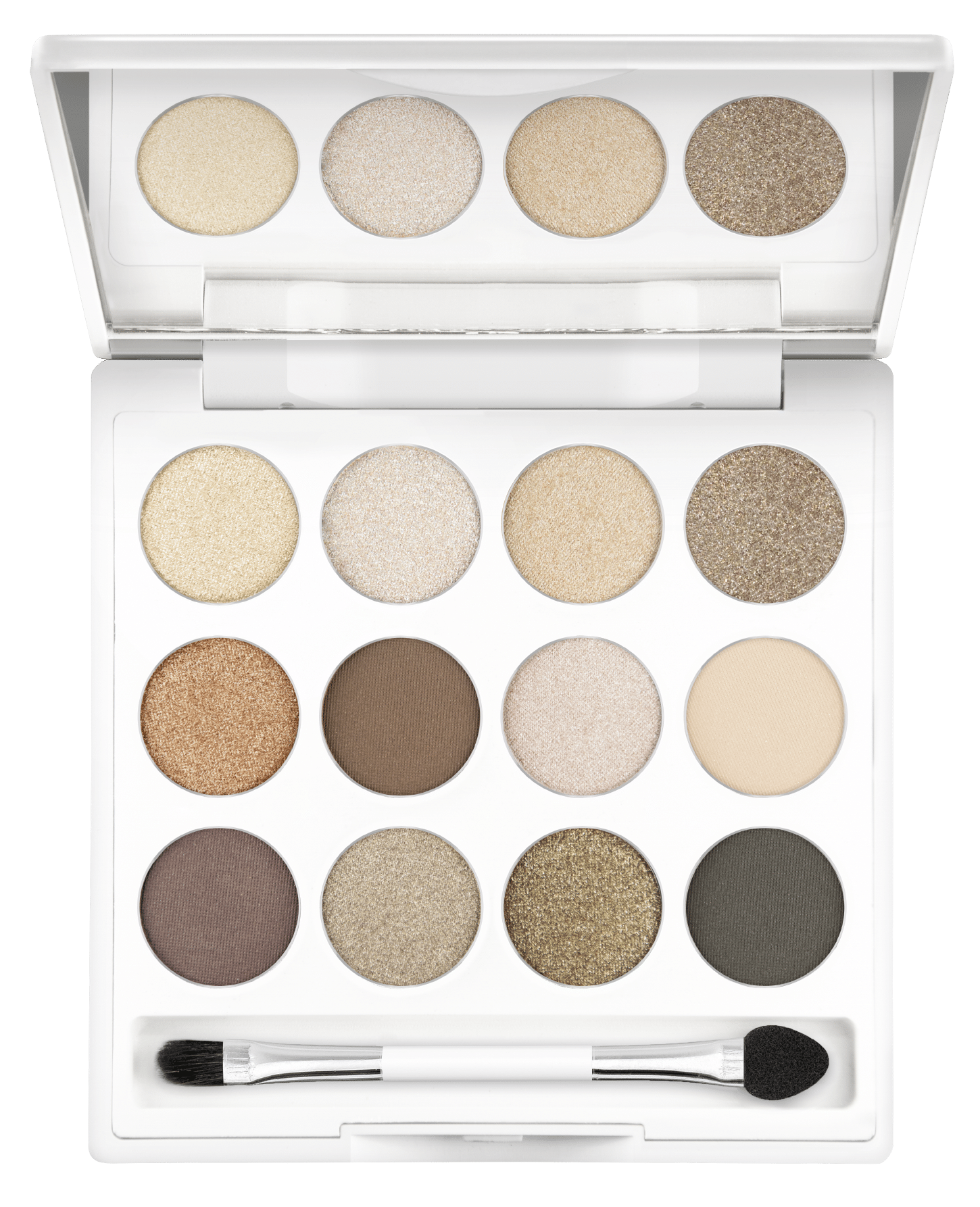 Travelight Story by Catrice: la palette di ombretti dai finish differenti