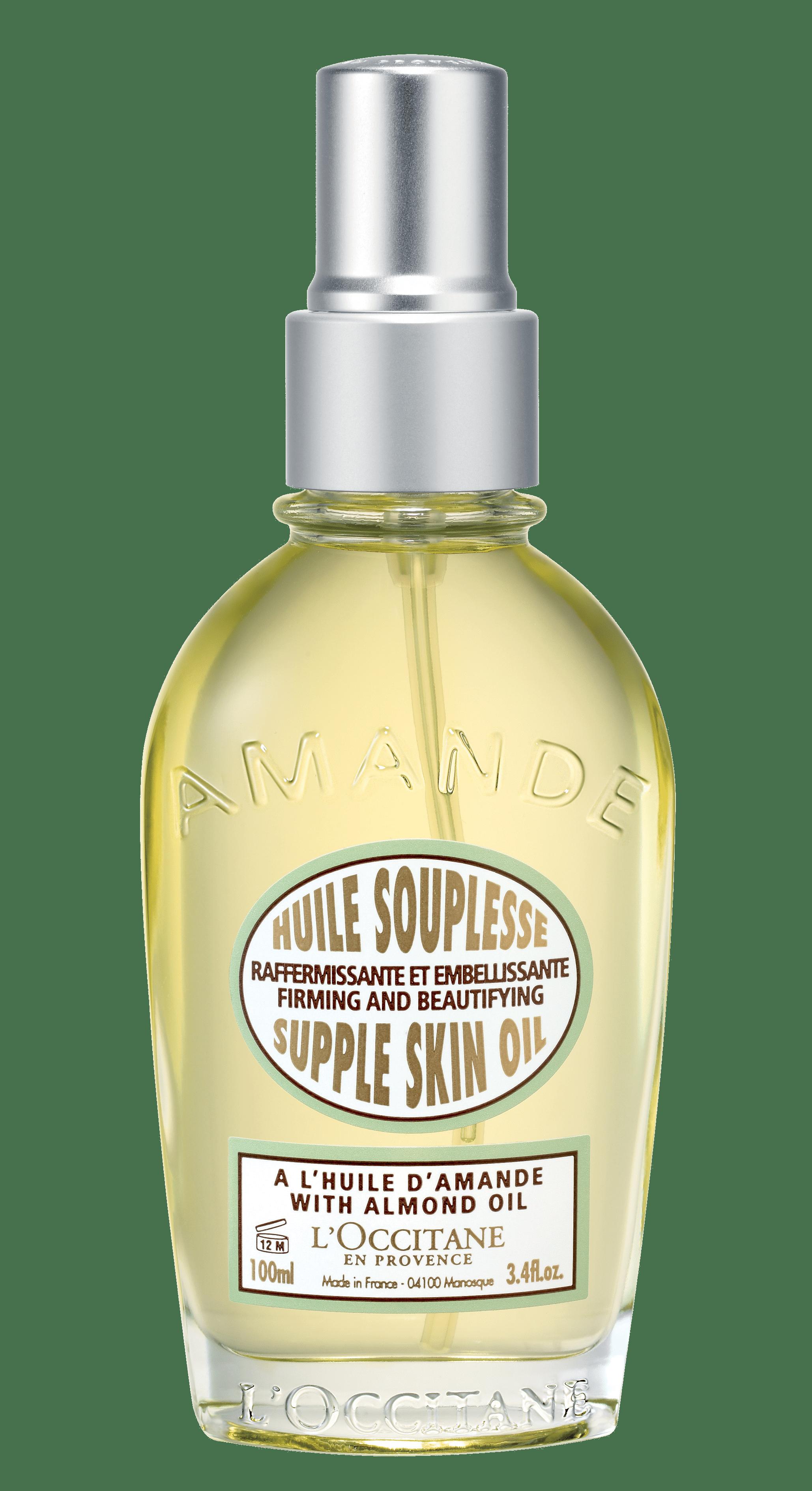 Body Care alla Mandorla l'Occitane: olio per il corpo tonificante