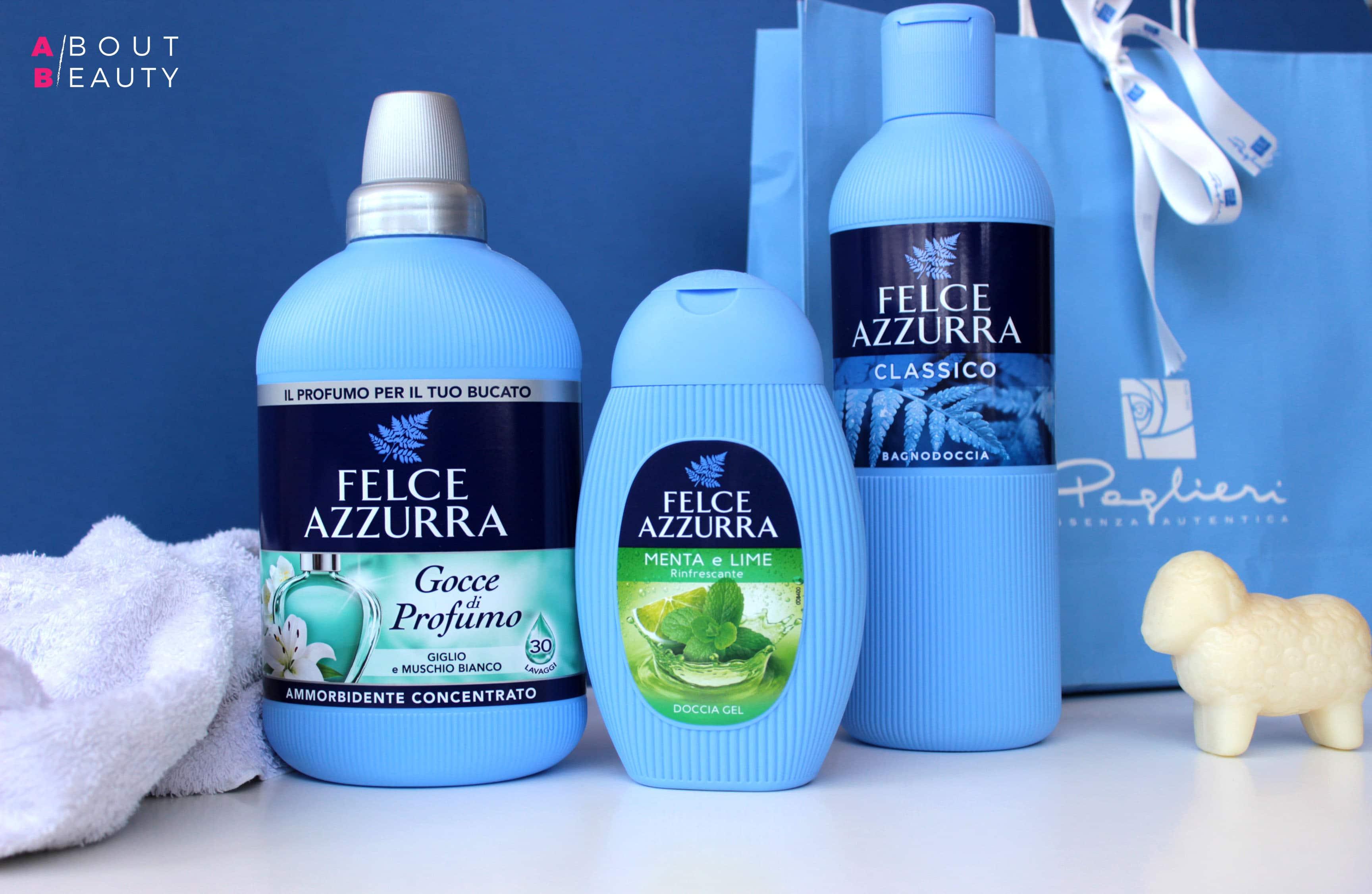 Alla scoperta del mondo Paglieri: il restyling dei prodotti Felce Azzurra