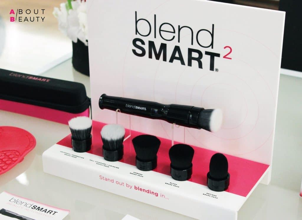 blendSMART il pennello elettronico che compie 190 giri al minuto