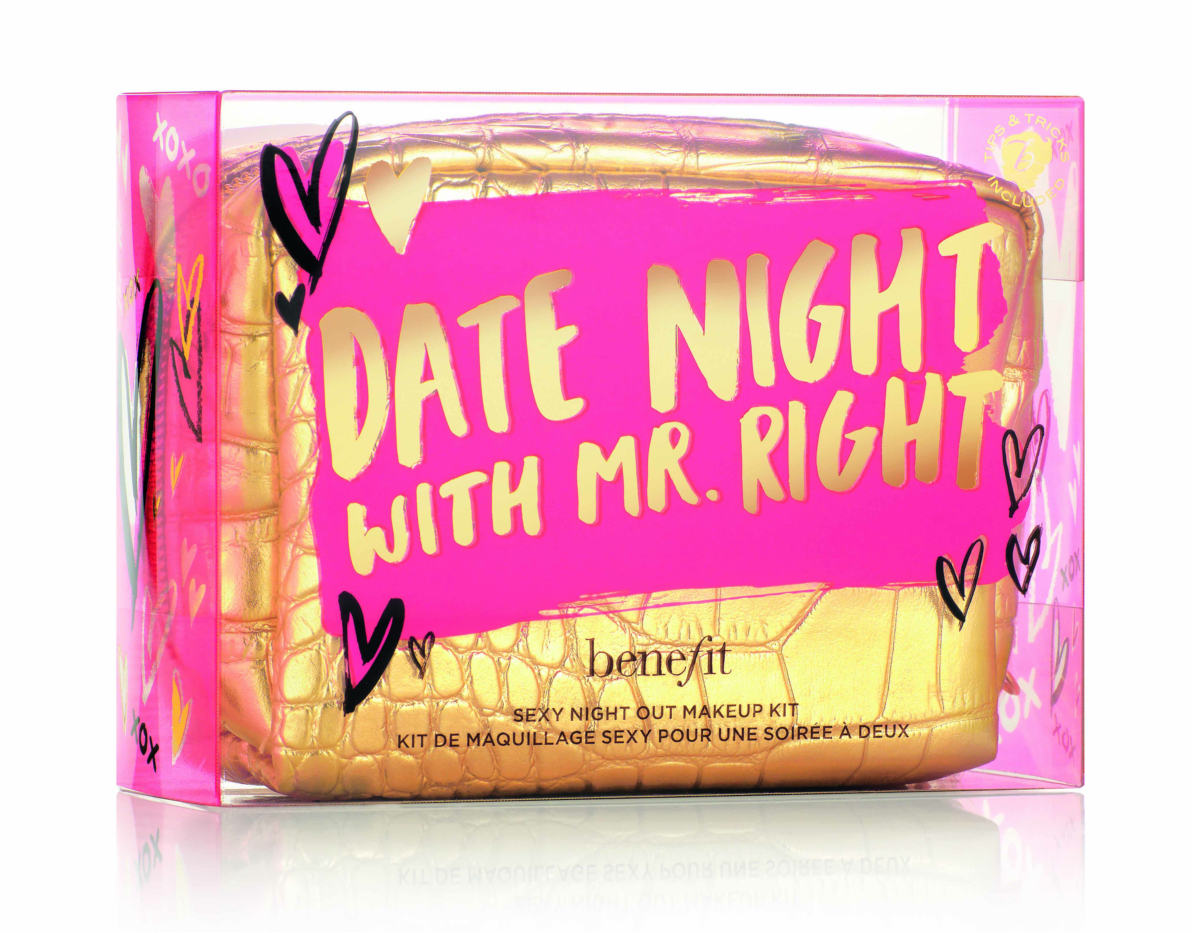 Benefit autunno-inverno 2017: la pochette da collezione Date night with Mr. Right