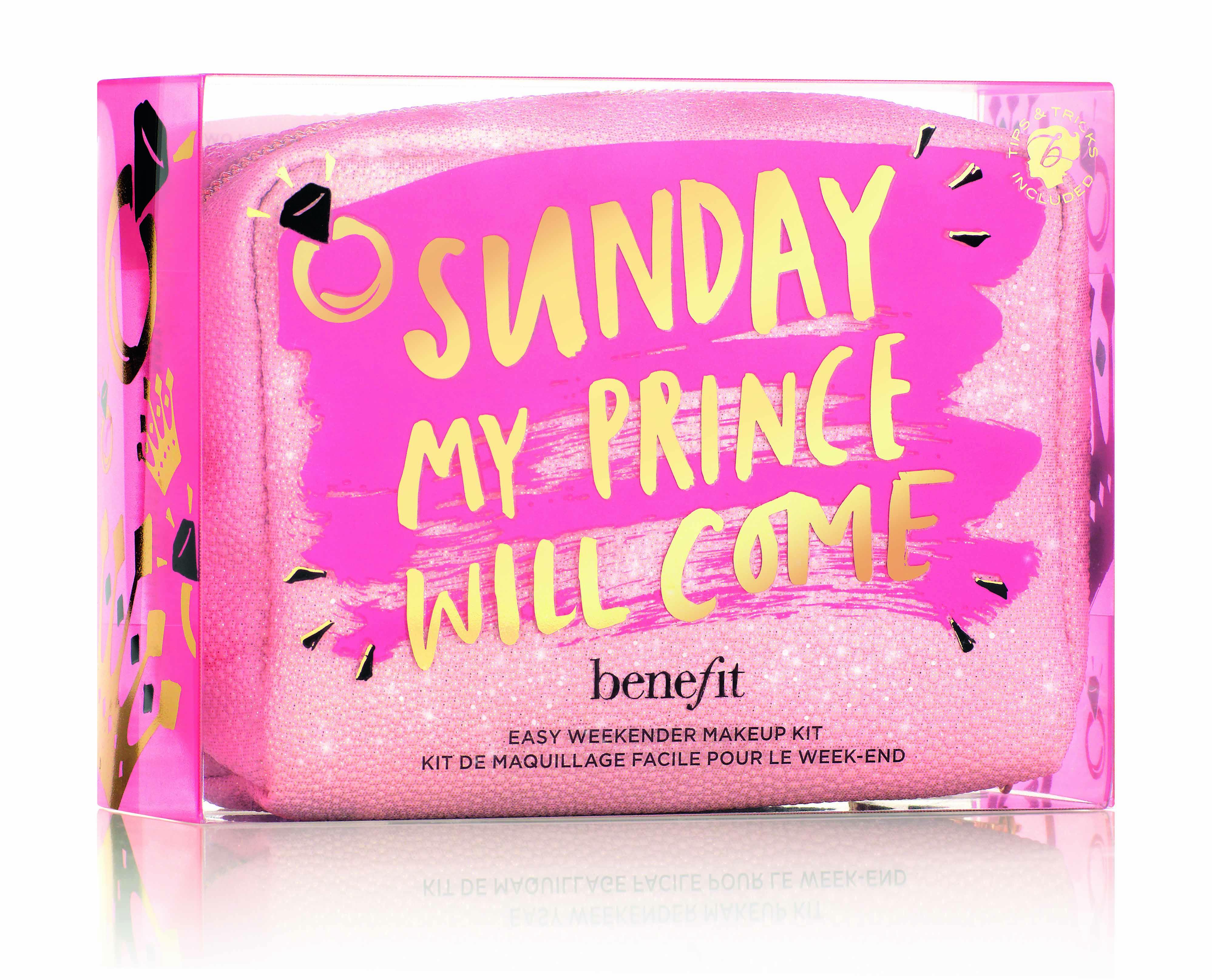Benefit autunno-inverno 2017: la pochette da collezione Sunday My Prince Will Come
