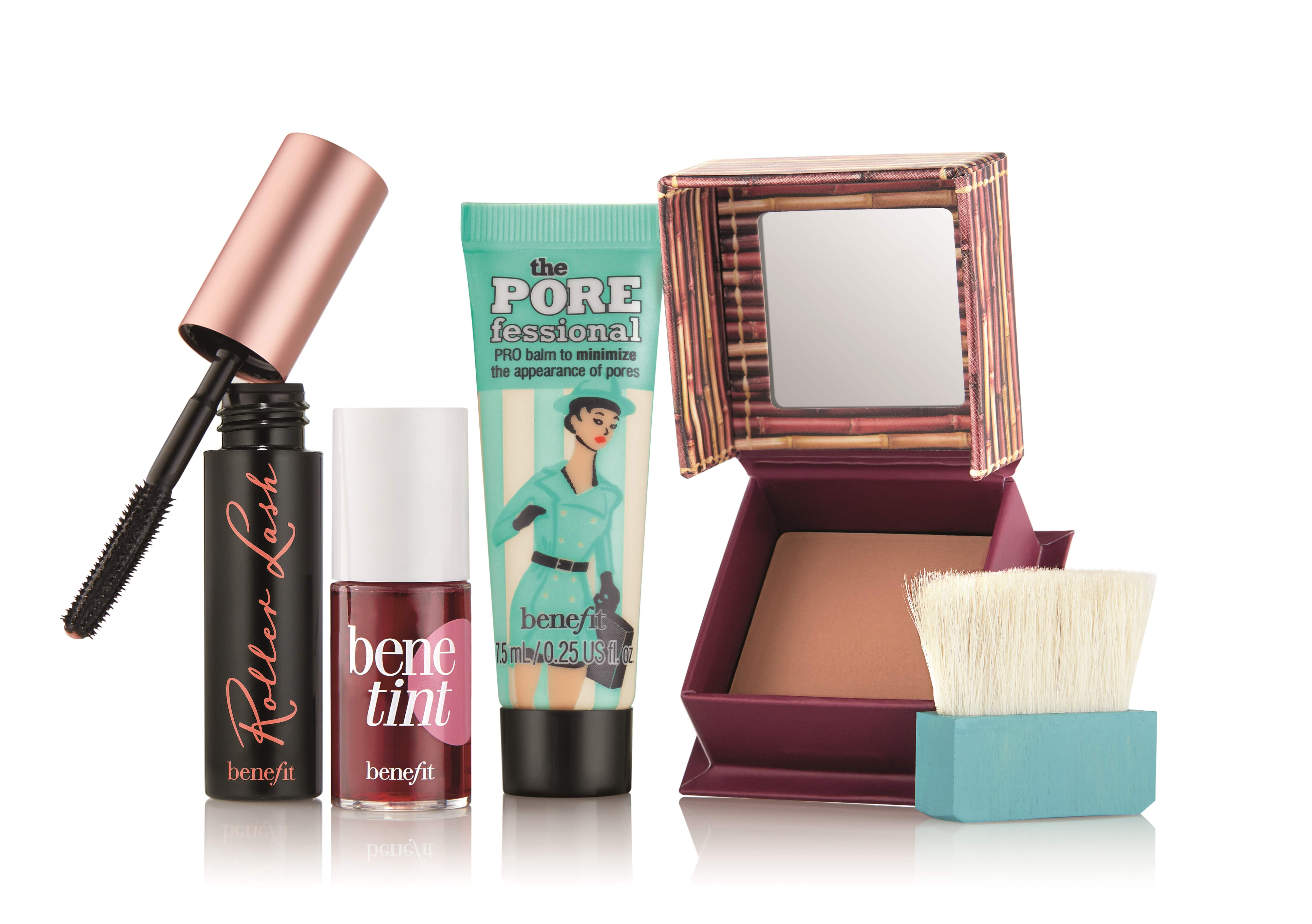 Benefit autunno-inverno 2017: prodotti Work Kit Girl!
