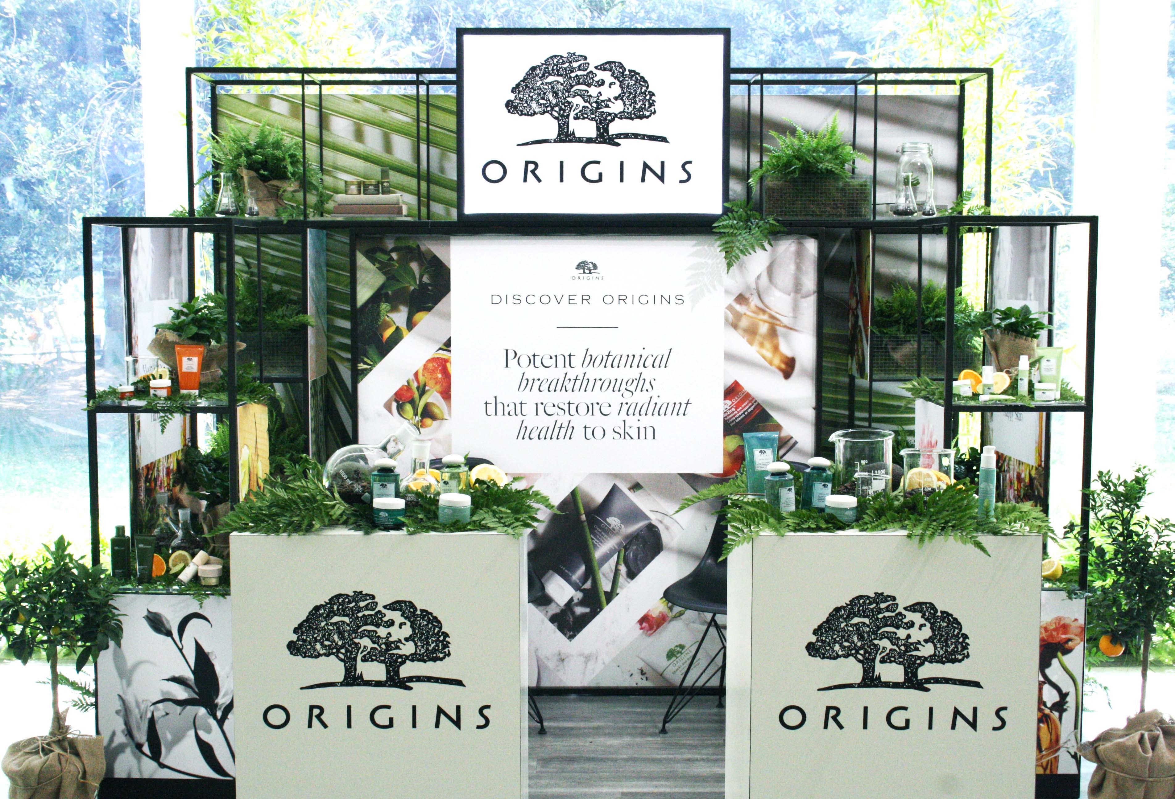 Origins arriva da Sephora con le sue linee skincare naturali: tutte le info foto e prezzi