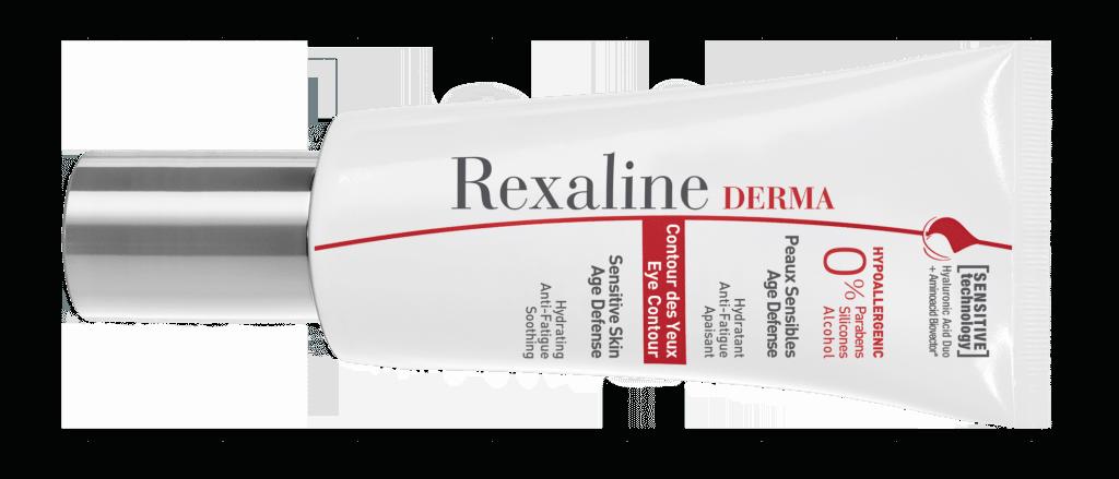 Rexaline Derma, Contorno occhi per pelli sensibili