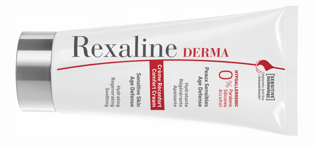 Rexaline Derma, crema per pelli sensibili