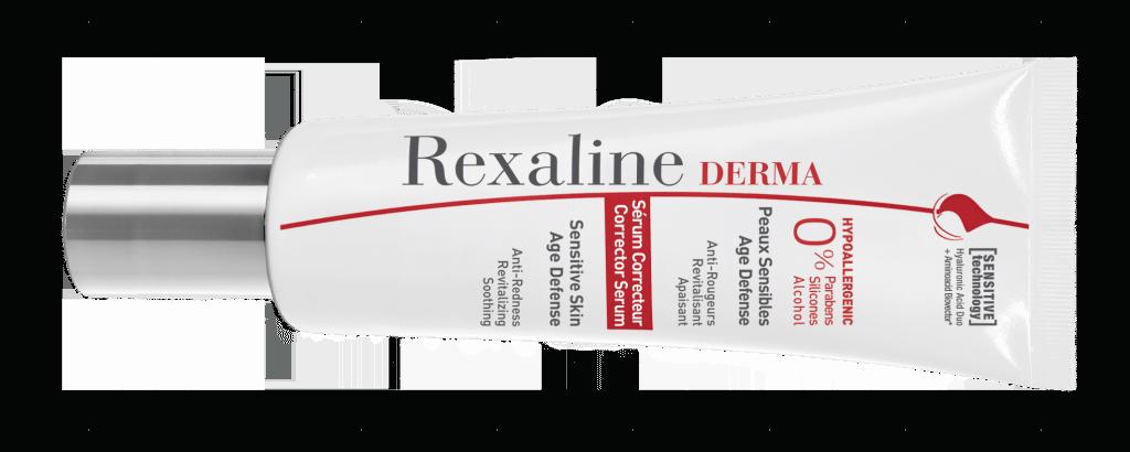 Rexaline Derma, siero correttore per pelli sensibili