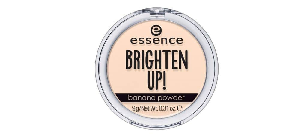 Essence autunno-inverno 2017: cipria viso Brighten up!