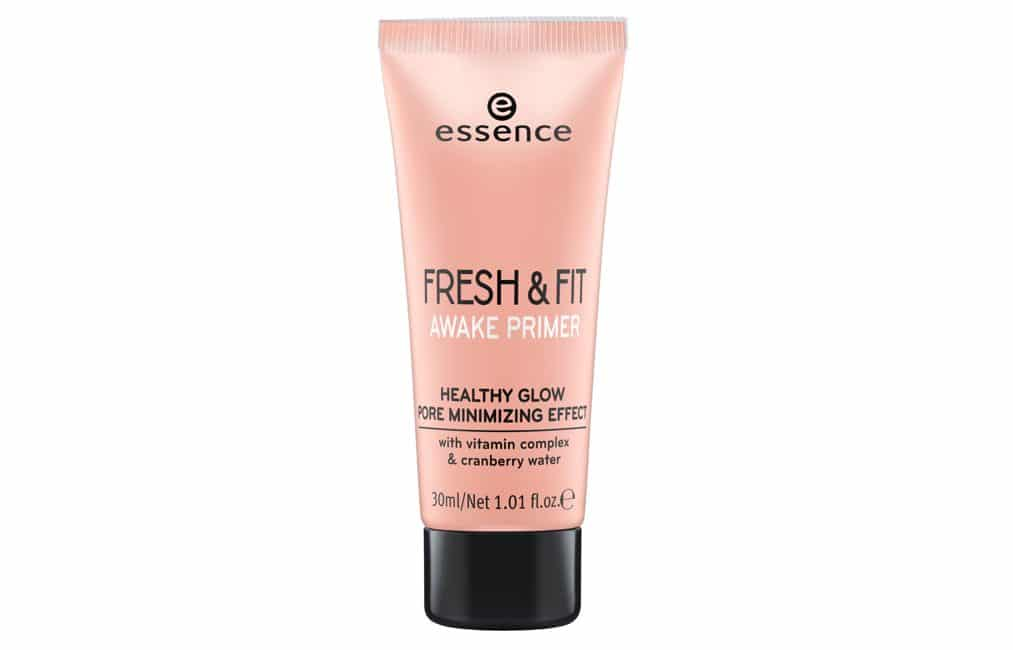 Essence autunno-inverno 2017: Fresh and fit primer
