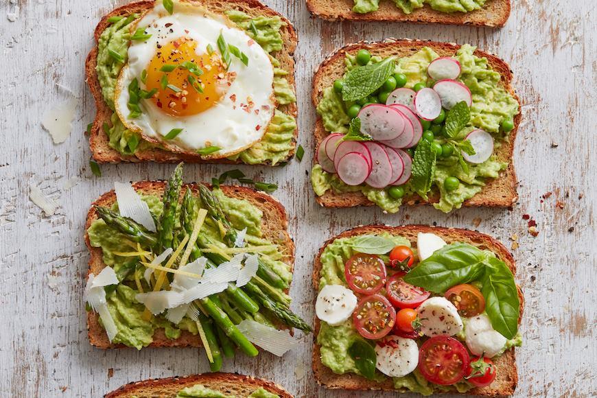 Avocado Toast Generico