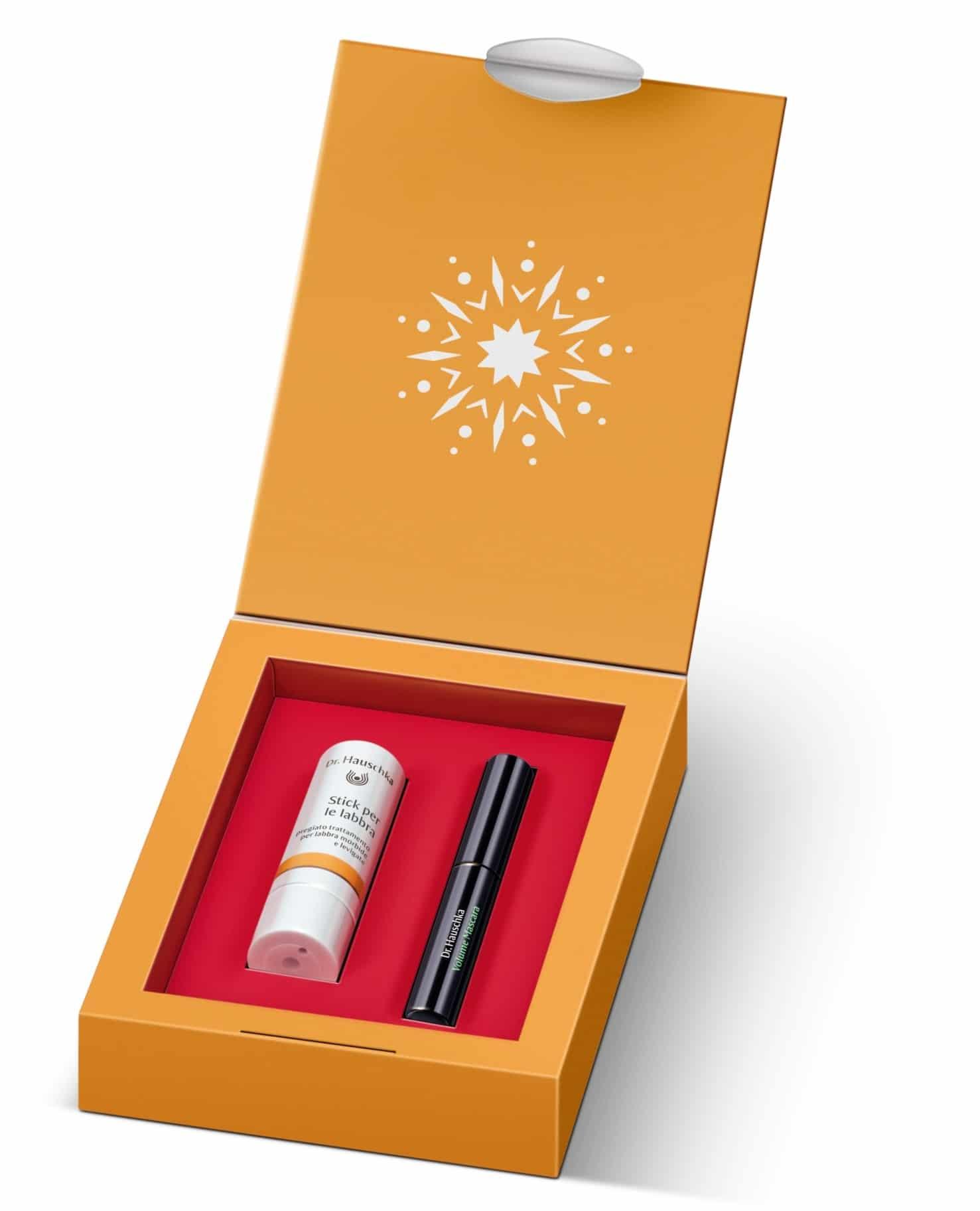 Natale Dr. Hauschka 2017: cofanetti skincare e make-up e calendario dell'avvento - Info, foto, prezzi, recensione - Coffret Gioia e Splendore