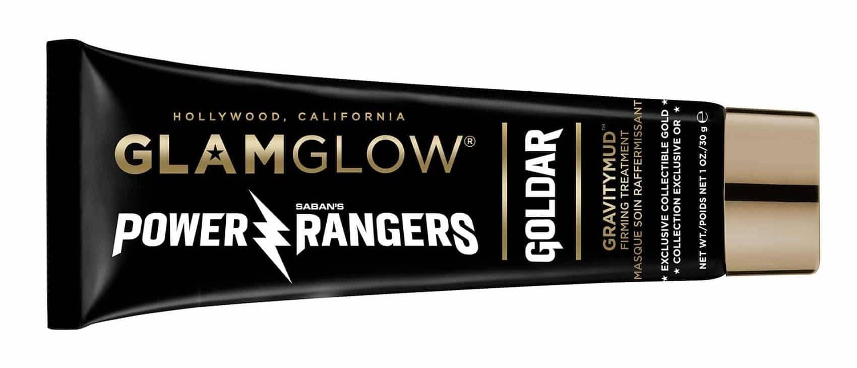 About Beauty GlamGlow Power Rangers1