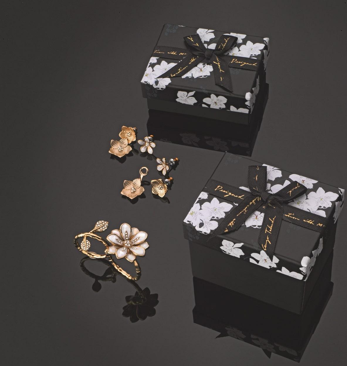 Avon e Kenzo Takada collezione Bijoux Autunno 2017
