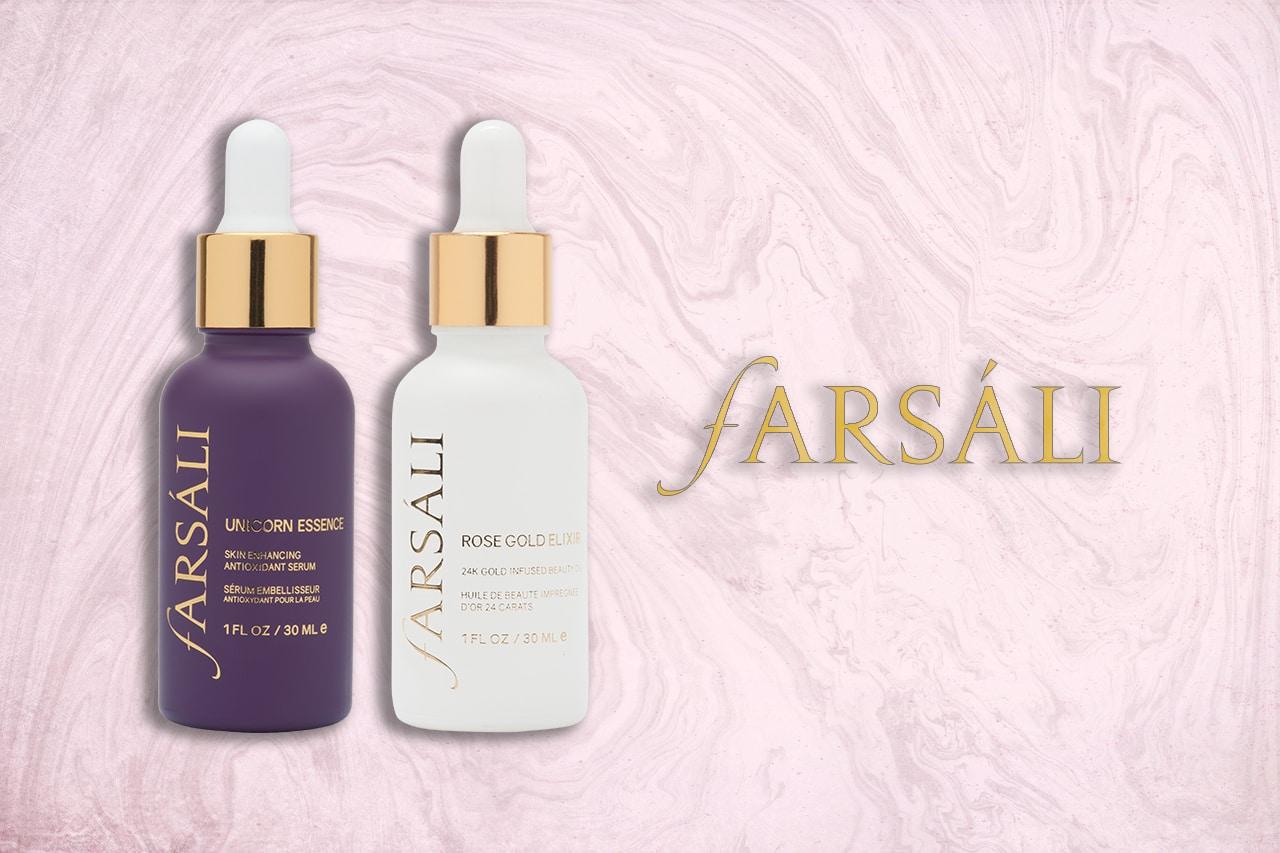 Farsali arriva da Sephora con Unicorn Essence e Rose Gold Elixir