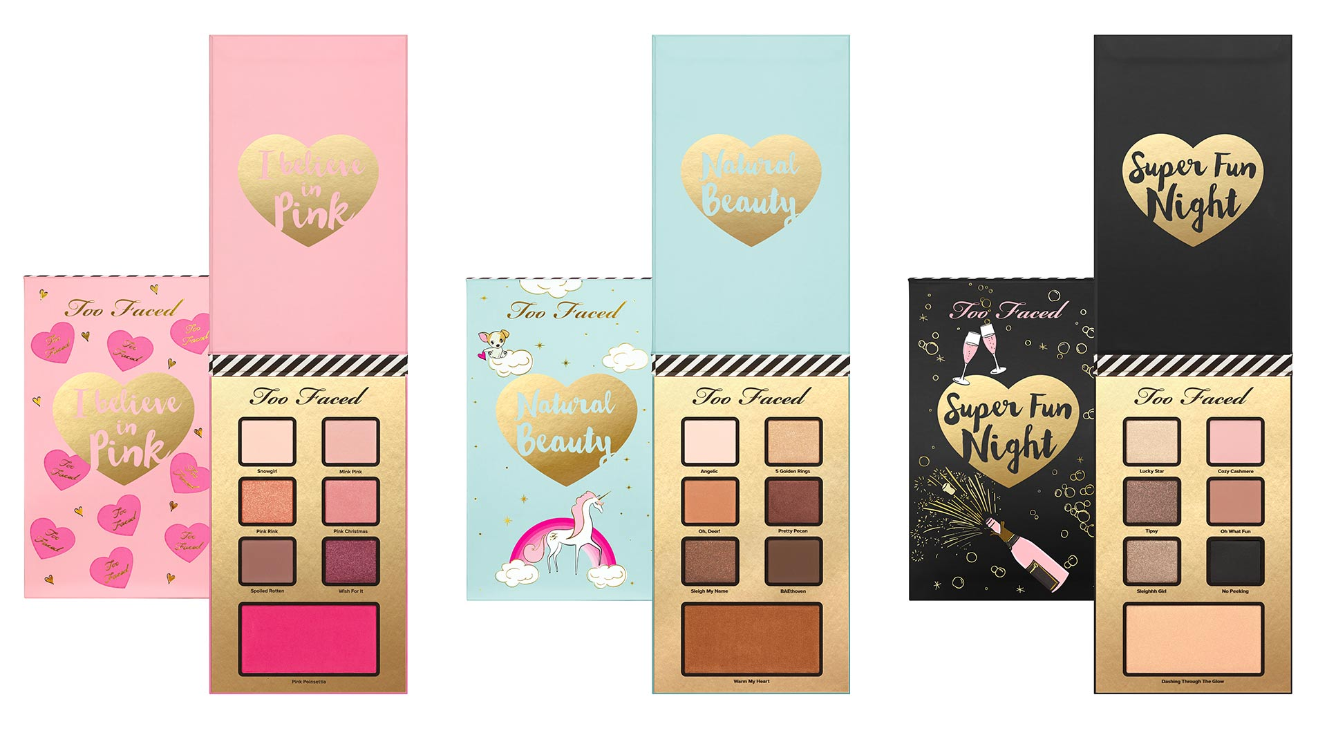 Novità natalizie Too Faced, cofanetto Best Year Ever