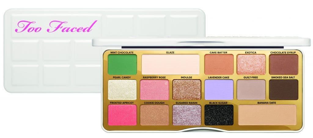 Novità natalizie Too Faced, White Chocolate Bar Palette