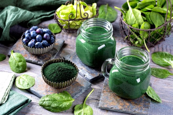 Alghe a confronto: benefici e utilizzi in cucina