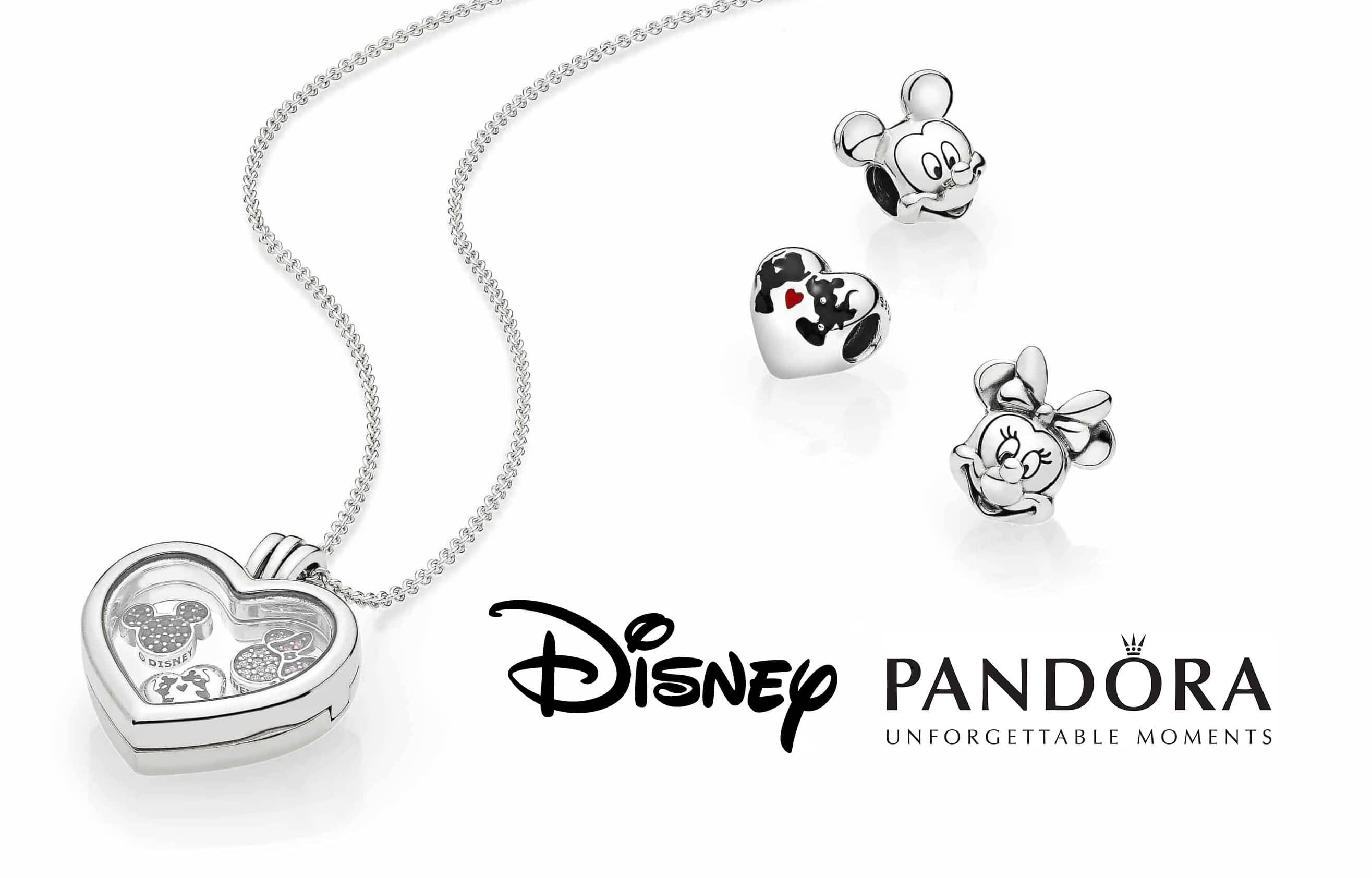 molto carino 65a51 5e5d6 Disney per Pandora: la nuova collezione Autunno 2017 | About ...