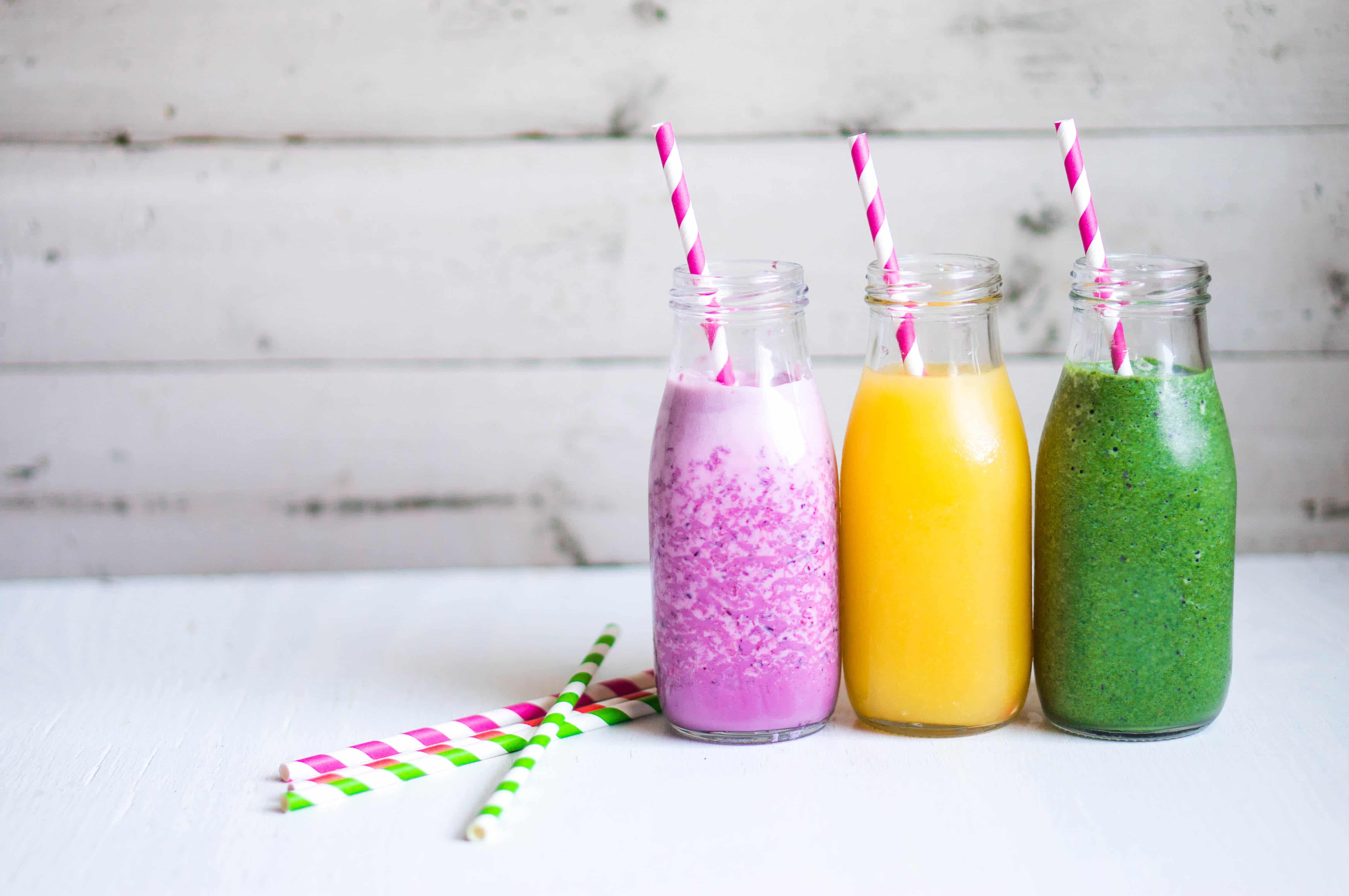 Smoothie autunnali: tre ricette semplici e veloci per bibite gustose, sane e rinforzanti