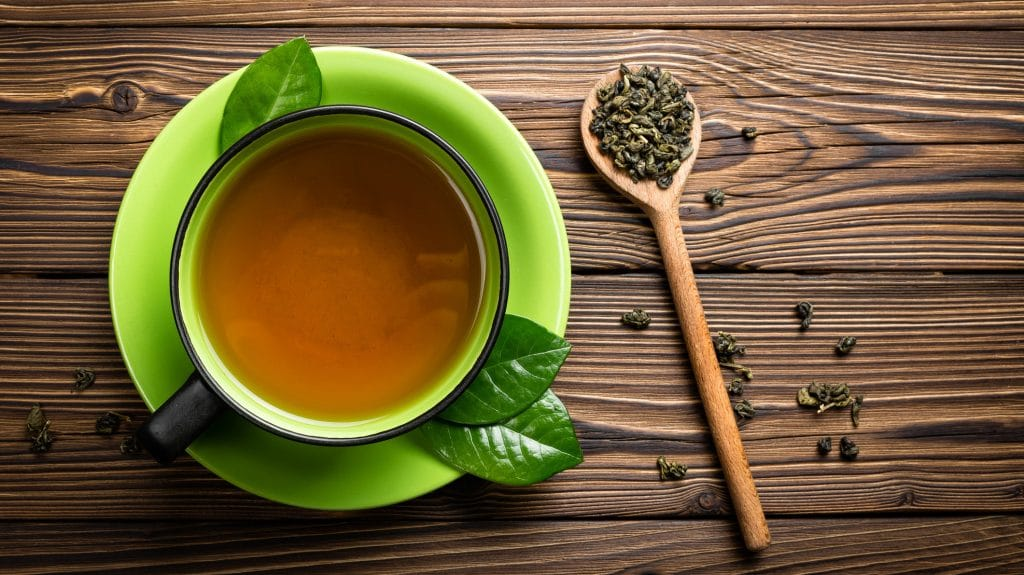 About Beauty Combinazioni alimentari tè verde