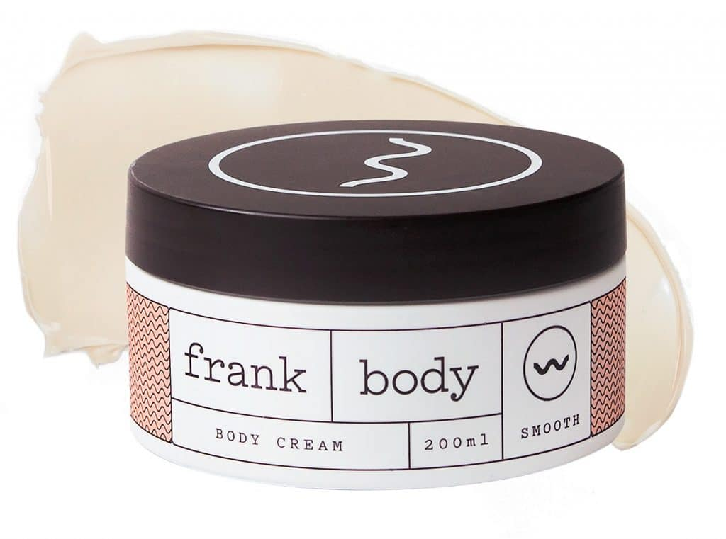 About Beauty Crema Corpo Caffè Frank Body