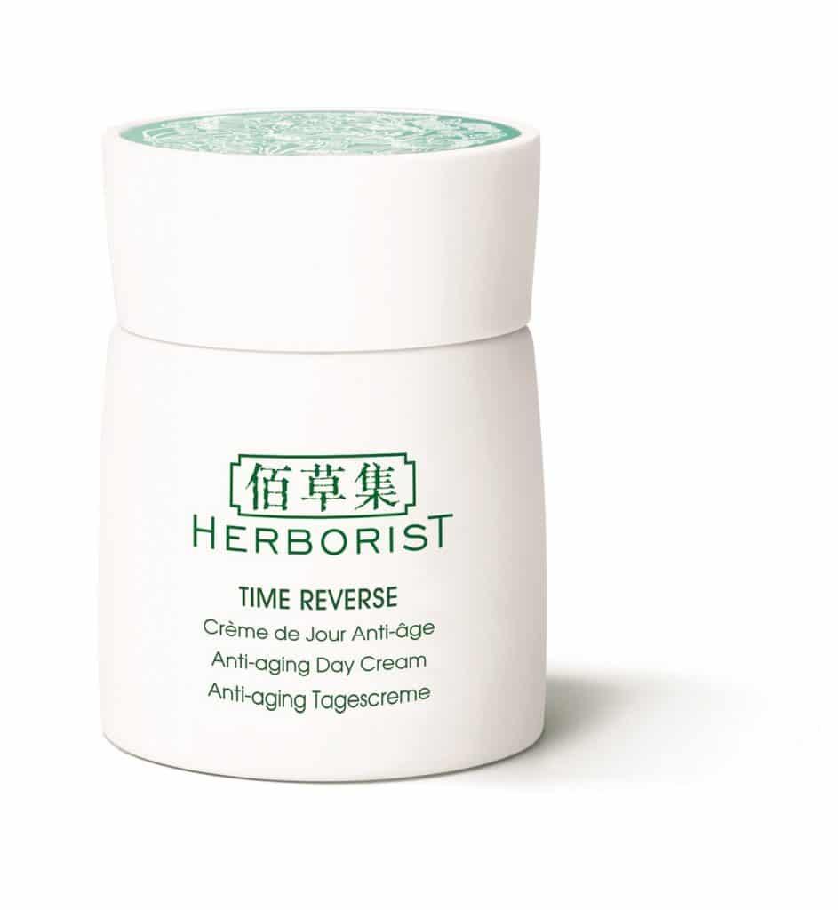 Trattamenti Antietà Herborist Time Reverse: info, prezzi, dove acquistare, recensione - Crema viso giorno antietà